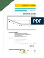 Diseño del Colchon Reno