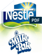 Nestle Brand Audit