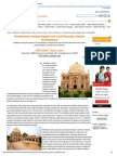 Architecture During Sayyid and Lodi Dynasty, Islamic Architecture
