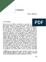 Habermas (.) La Esfera de Lo Publico