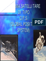 Sistema Satellitare Gps