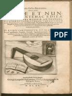 Fuhrmann Testudo Gallo Germanica 1615