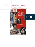 Books_Women Who Dared_Ritu Menon