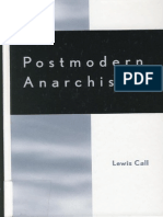 Lewis Call - Postmodern Anarchism