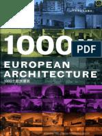 1000 X European Architecture - Malestrom
