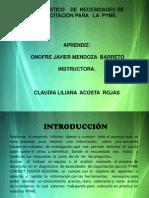 SUSTENTACIÓN DE CAPACITACIÓN  Y   EVALUACIÓN DE DESEMPEÑO