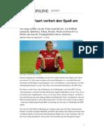 Rafael Van Der Vaart Hsv Hertha