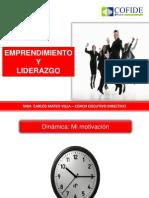 Carlos Mateo Emprendimiento y Liderazgo