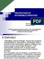 Delia Mucica - Intangible Heritage