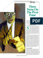 Three Turns on the Pivot Point by William Greenspan