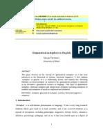 Taverniers 2004 GrammaticalMetaphors-PP