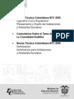 NTC Colegios Colombia