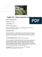 Online 101 Packet PDF Fall '13