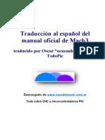 Manual Mach3 - Español