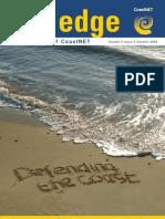 Defending the Coast - CoastNet The Edge Aut 2005