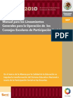 Manual de Operacion de Los Ceps