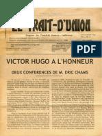 Victor HUGO à Pondichéry par Eric CHAMS - par T.U. (1994)