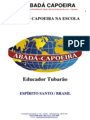 GRUPO CAPOEIRA ABADA MUSICAS BAIXAR