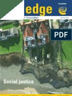 Spring 2007 Social Justice