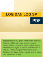 Log dan Log SP.ppt