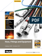Parker Hose Fittings Equipment 4400 Catalog
