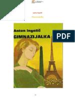 Anton Ingolic - Gimnazijalka