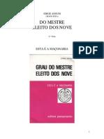 09 - o Mestre Eleito Dos Nove - Dr. Jorge Adoum