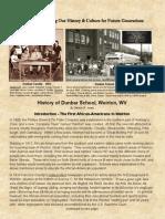 Dunbar History