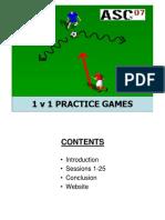 1 v 1 Practice Games