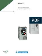 Atv31 Manual Do Usuario