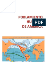 Primeros Pobladores Peru y America