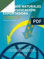 RRNN y Diversificación Exportadora. Una mirada de futuro para América Latina