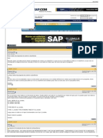 Pasar Tablas de Programa de Control a Smartforms - MUNDOSAP