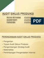 ppt audit siklus produksi