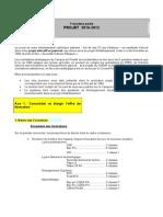 Axes Strategiques Projet Pouille 2010-2015
