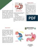 Definisi Gastritis
