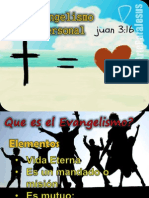Evangelismo (Lo Basico)