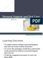 DPS Personal Hygiene and Oral Care