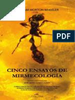 La Colonia de Hormigas Como Organismo (1911) - William Morton Wheeler