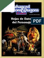 Hojas Registro