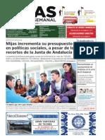 Mijas Semanal nº563 Del 27 de diciembre de 2013 al 2 de enero de 2014