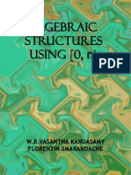 Algebraic Structures Using [0, n)