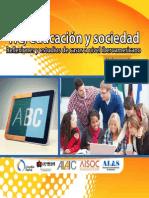Tic Educacion y Sociedad Volumen1