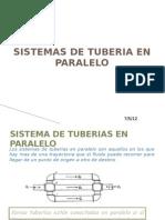 99252496 Sistema de Tuberias en Paralelo