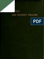 Frank Sewall SWEDENBORG AND MODERN IDEALISM London 1902