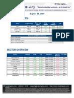 VE Weekly Free stock market analysis Sept 3 - 09