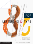 Lettering and Type