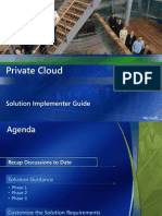 PrivateCloud Solution Implementer Guide