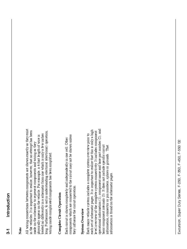 Großartig F250 7 3l Schaltplan Bilder - Elektrische Schaltplan-Ideen ...
