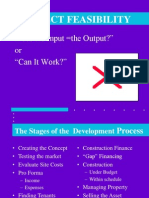 Project Feasibility